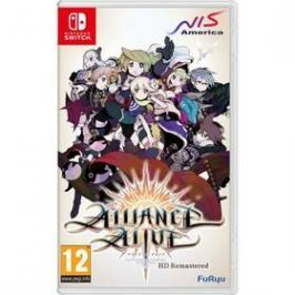 Nintendo SWITCH The Alliance Alive HD Remastered (NSS684)