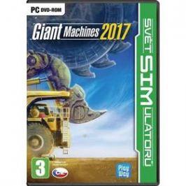 PlayWay PC SIM: Giant Machines 2017 (421896)