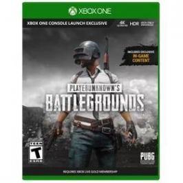 Microsoft Xbox One PlayerUnknown's Battlegrounds 1.0 (PUBG 1.0) (JNX-00014)