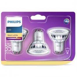 Philips bodová, 3,5W, GU10,  teplá bílá (3ks) (8718696582350)