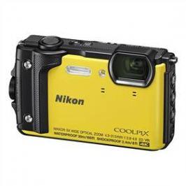 Nikon Coolpix W300 + 2 v 1 plovoucí popruh žlutý
