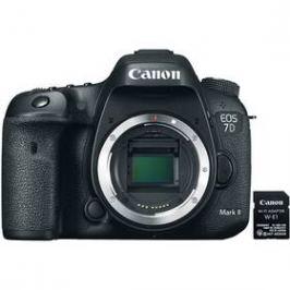 Canon EOS 7D Mark II, tělo + Adaptér W-E1 (9128B162) černý