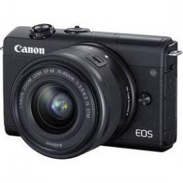 Canon EOS M200 + EF-M 15-45 IS STM (3699C010) černý