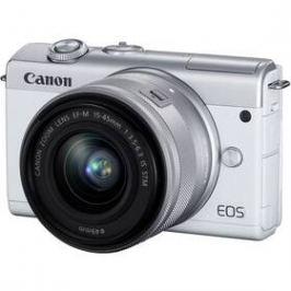 Canon EOS M200 + EF-M 15-45 IS STM (3700C010) bílý