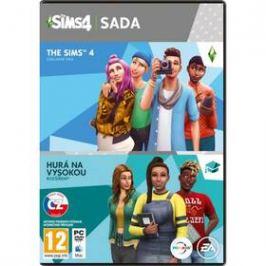 EA The Sims 4 Základní hra + Hurá na vysokou (EAPC05169)