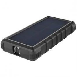 Viking W24, 24000mAh, solární, QC 3.0, USB-C (VSPW24) černá