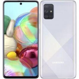 Samsung Galaxy A71 (SM-A715FZSUXEZ) stříbrný