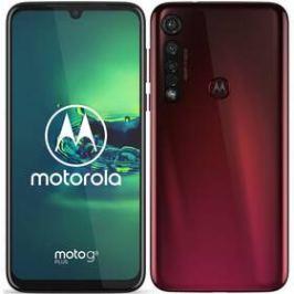 Motorola Moto G8 Plus (PAGE0008PL) růžový