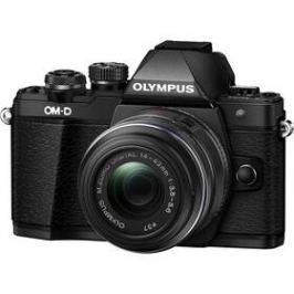 Olympus E-M10 Mark II + 14-42 KIT černý