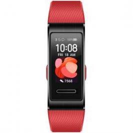 Huawei Band 4 Pro (55024890) červený