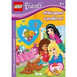 LEGO® Friends Překvapení v podkroví |  kolektiv