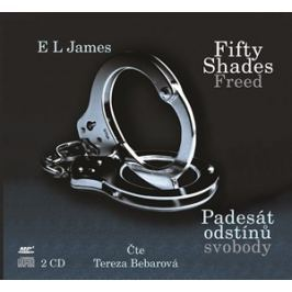 Fifty Shades Freed: Padesát odstínů svobody (audiokniha) | E L James
