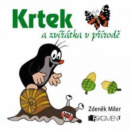 Krtek a zvířátka v přírodě (100x100) | Zdeněk Miler, Milena Fischerová
