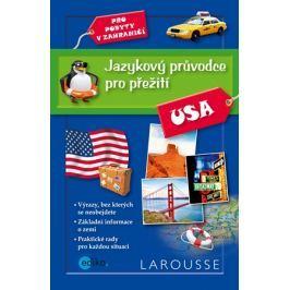 Jazykový průvodce pro přežití - USA   kolektiv