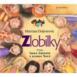 Zlobilky (audiokniha pro děti) | Martina Drijverová
