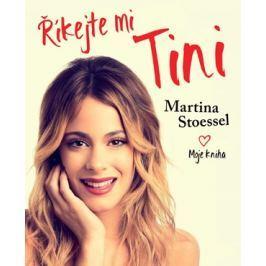Říkejte mi Tini - Moje kniha | Martina Stoessel