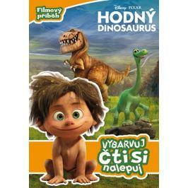 Hodný dinosaurus - Filmový příběh - Vybarvuj, čti si, nalepuj   Pixar, Pixar
