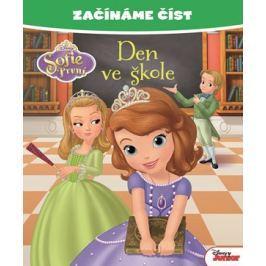 Začínáme číst - Sofie První - Den ve škole | Walt Disney, Walt Disney