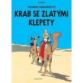 Tintin 9 - Krab se zlatými klepety |  Hergé