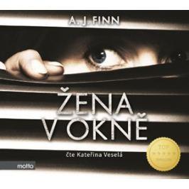 Žena v okně (audiokniha) | A. J. Finn