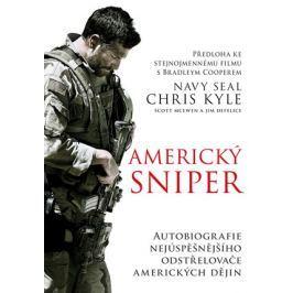 Americký sniper - brož. | Chris Kyle, Scott McEwen, Jim DeFelice