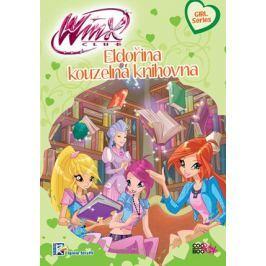 Winx Girl Series - Eldořina kouzelná knihovna (3)   Klára Mathé, Iginio Straffi