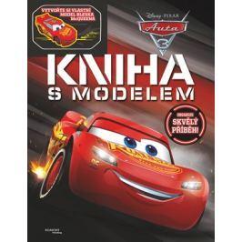 Auta 3 - Kniha s modelem   kolektiv