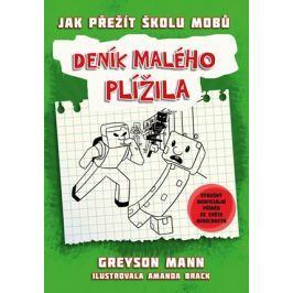 Deník malého plížila 1: Jak přežít školu mobů | Greyson Mann