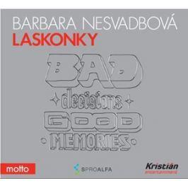 Laskonky (audiokniha) | Barbara Nesvadbová
