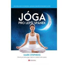 Jóga pro lepší spánek   Mark Stephens