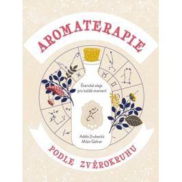 Aromaterapie podle zvěrokruhu   Adéla Zrubecká, Milan Gelnar