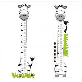 Forclaire Meřítko vzrůstu č. 04 - zebra