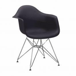 Tempo Kondela Židle FEMAN NEW - černá