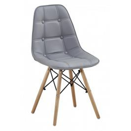 Falco Jídelní židle Arizona šedá