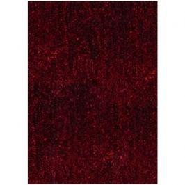 Tempo Kondela Koberec LUMA, 120x180 - bordovo hnědý