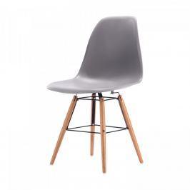Idea Jídelní židle GIOVANNI šedá
