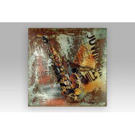 Autronic Obraz kovový DOR013