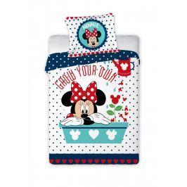 Forclaire Dětské povlečení Minnie Mouse 053