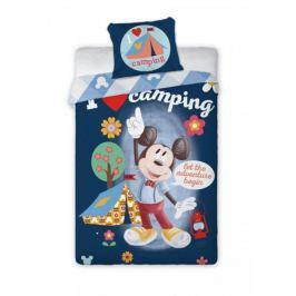 Forclaire Dětské povlečení Mickey Mouse Camping