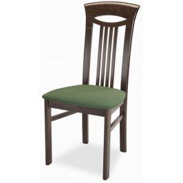 ATAN Jídelní židle Alesia, wenge, Beky Lux 86 - II.jakost