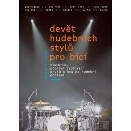 Muzikus Devět hudebních stylů - hra na hudební podklad + CD - Bohumil