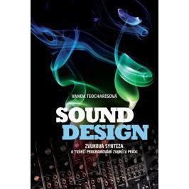 Muzikus Sound design - kniha s CD - Vanda Teocharisová