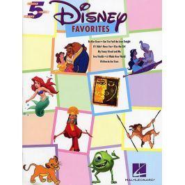 MS Disney Favourites Five Finger Piano