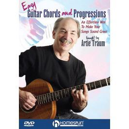 MS Easy Guitar Chords And Progressions Taught By Artie Traum