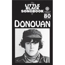 MS The Little Black Songbook Of Donovan