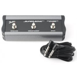 Fender 3-Button Footswitch Super-Sonic