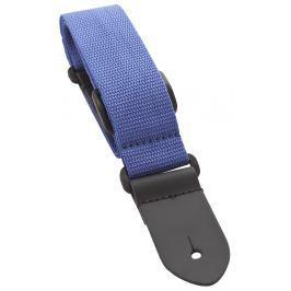 Perri's Leathers 2095 Nylon Ukulele Blue