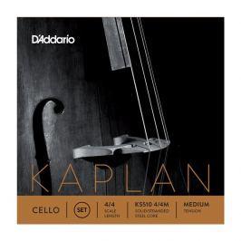 D'Addario Kaplan vcl 4/4 M