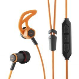 V-Moda Forza In-Ear Headphones (Orange / IOS)