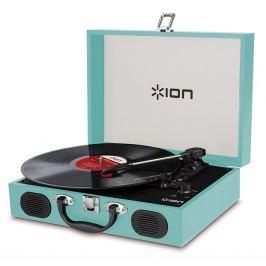 ION Vinyl Transport Blue